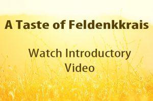 A Taste of Feldenkrais